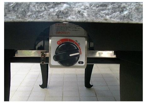 石の焼肉テーブル2