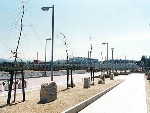 植樹記念碑